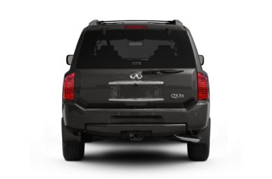Rear Profile  2009 Infiniti QX56