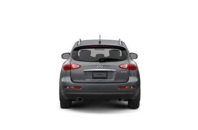 Surround Rear Profile 2009 Infiniti EX35