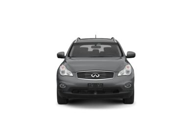 Surround Front Profile  2009 Infiniti EX35