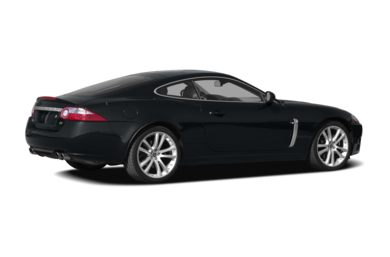 3/4 Rear Glamour  2009 Jaguar XKR