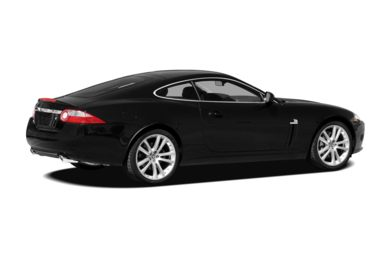 3/4 Rear Glamour  2009 Jaguar XK