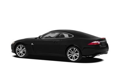 Surround 3/4 Rear - Drivers Side  2009 Jaguar XK