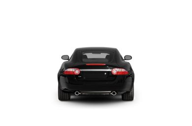 Surround Rear Profile 2009 Jaguar XK