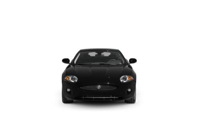 Surround Front Profile  2009 Jaguar XK