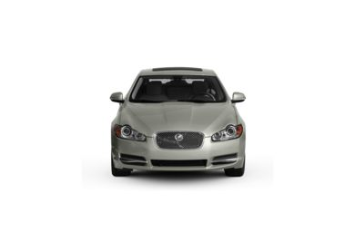 Surround Front Profile  2009 Jaguar XF