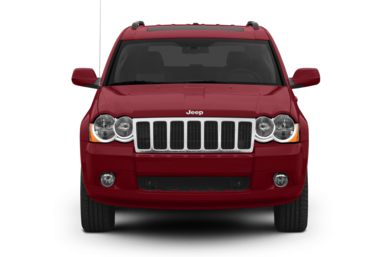 Grille  2009 Jeep Grand Cherokee