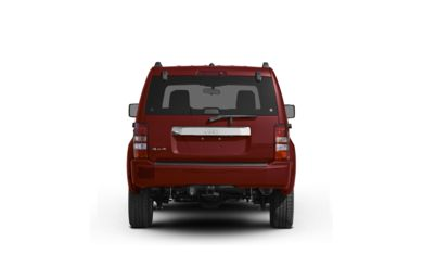 Surround Rear Profile 2009 Jeep Liberty
