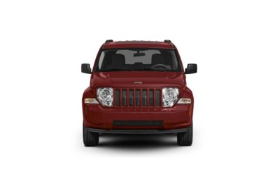 Surround Front Profile  2009 Jeep Liberty