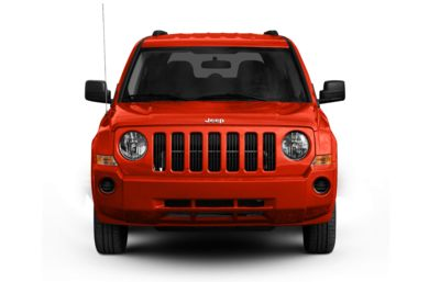 Grille  2009 Jeep Patriot