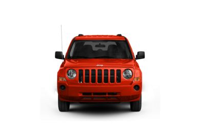 Surround Front Profile  2009 Jeep Patriot