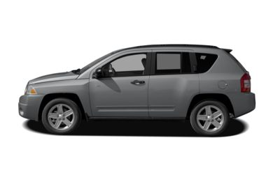 90 Degree Profile 2009 Jeep Compass