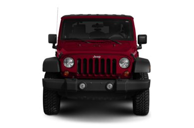 Grille  2009 Jeep Wrangler Unlimited