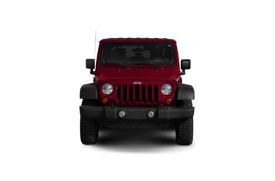 Surround Front Profile  2009 Jeep Wrangler Unlimited