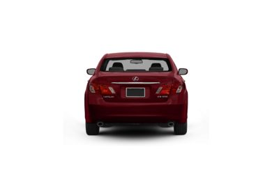 Surround Rear Profile 2009 Lexus ES 350