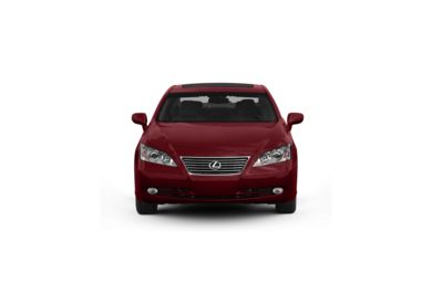 Surround Front Profile  2009 Lexus ES 350