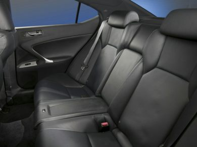 OEM Interior  2009 Lexus IS-F