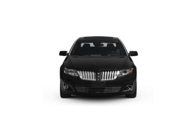 Surround Front Profile  2009 Lincoln MKS