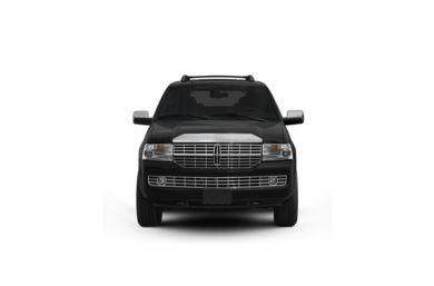 Surround Front Profile  2009 Lincoln Navigator L