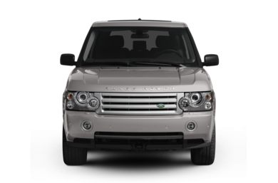 Grille  2009 Land Rover Range Rover