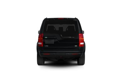 Surround Rear Profile 2009 Land Rover LR3