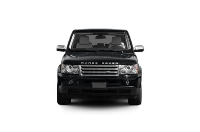 Surround Front Profile  2009 Land Rover Range Rover Sport