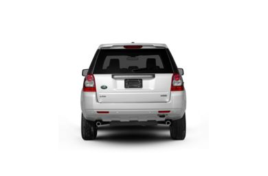 Surround Rear Profile 2009 Land Rover LR2