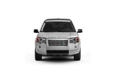 Surround Front Profile  2009 Land Rover LR2