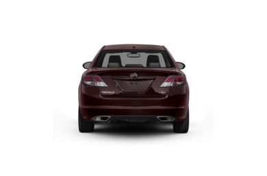 Surround Rear Profile 2009 Mazda Mazda6