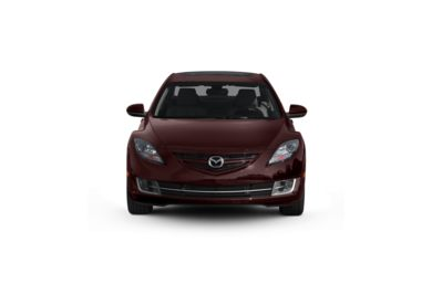 Surround Front Profile  2009 Mazda Mazda6
