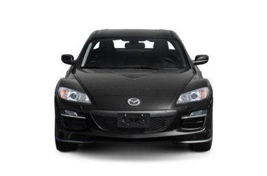 Grille  2009 Mazda RX-8