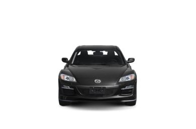 Surround Front Profile  2009 Mazda RX-8