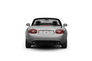 Surround Rear Profile 2009 Mazda MX-5 Miata