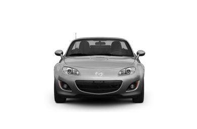 Surround Front Profile  2009 Mazda MX-5 Miata