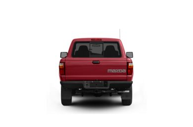 Surround Rear Profile 2009 Mazda B2300