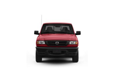 Surround Front Profile  2009 Mazda B2300