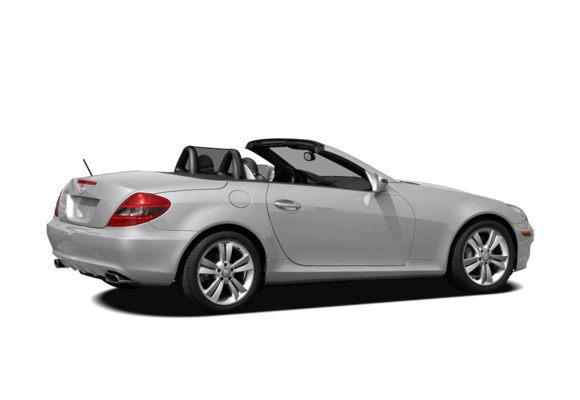 2009 mercedes benz slk350 pictures photos carsdirect. Black Bedroom Furniture Sets. Home Design Ideas