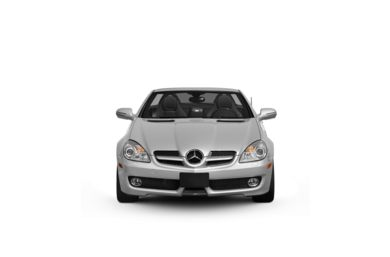 Surround Front Profile  2009 Mercedes-Benz SLK350