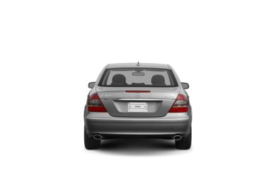 Surround Rear Profile 2009 Mercedes-Benz E350