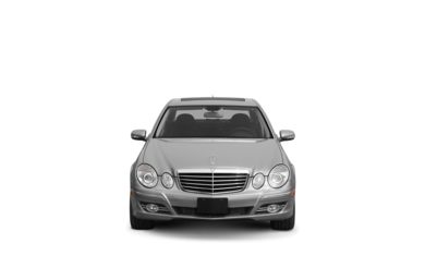Surround Front Profile  2009 Mercedes-Benz E350