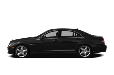 90 Degree Profile 2009 Mercedes-Benz S65 AMG