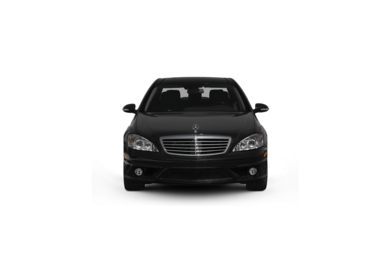 Surround Front Profile  2009 Mercedes-Benz S65 AMG