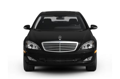 Grille  2009 Mercedes-Benz S550