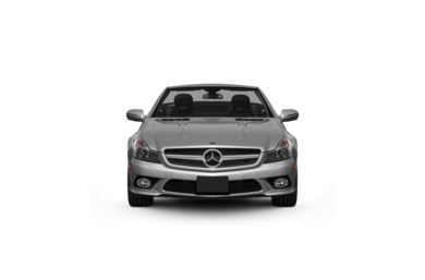 Surround Front Profile  2009 Mercedes-Benz SL550