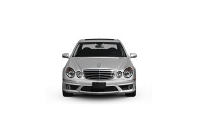 Surround Front Profile  2009 Mercedes-Benz E63 AMG