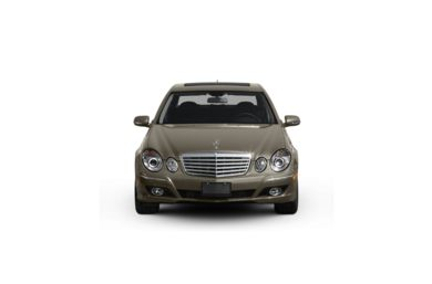 Surround Front Profile  2009 Mercedes-Benz E320 BLUETEC