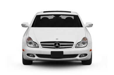 Grille  2009 Mercedes-Benz CLS550