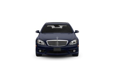 Surround Front Profile  2009 Mercedes-Benz S63 AMG