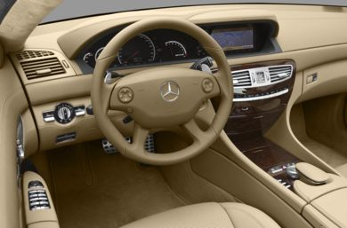 Picture for colored media 2009 Mercedes-Benz CL63 AMG