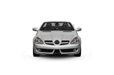 Surround Front Profile  2009 Mercedes-Benz SLK300