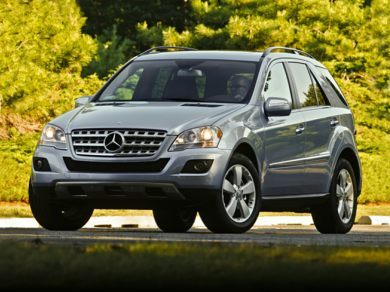OEM Exterior Primary  2010 Mercedes-Benz ML350